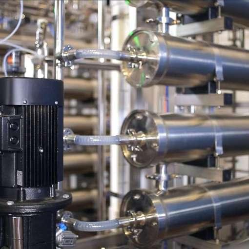 CANTINE RIONDO trattamento acque per osmosi